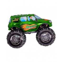 Джип зеленый