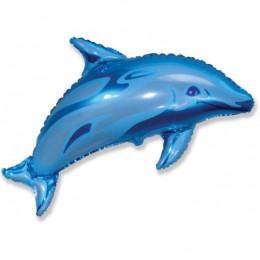 Дельфин синий