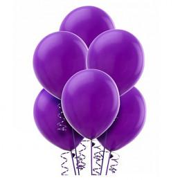 Фиолетовые шары