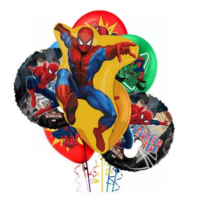 Букет Человек паук