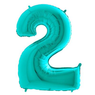 Цифра 2 Тиффани