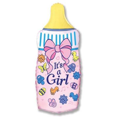 бутылочка для девочки