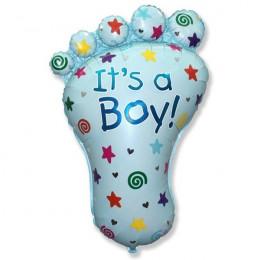 стопа для мальчика