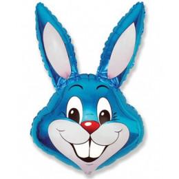 Заяц синий