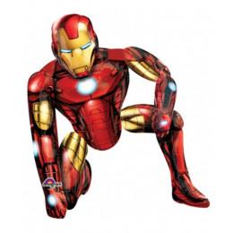Ходячий шар Железный человек