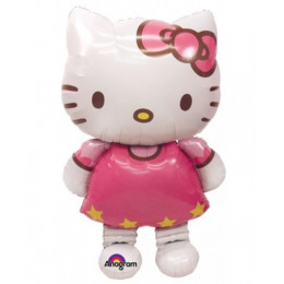 Ходячий шар Hello Kitty