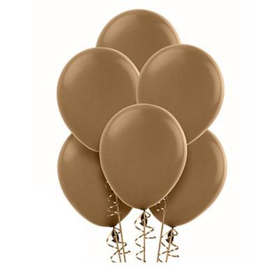 Коричневые шары