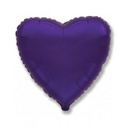 Сердце Фиолетовое