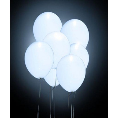 Светящиеся шары (белые)
